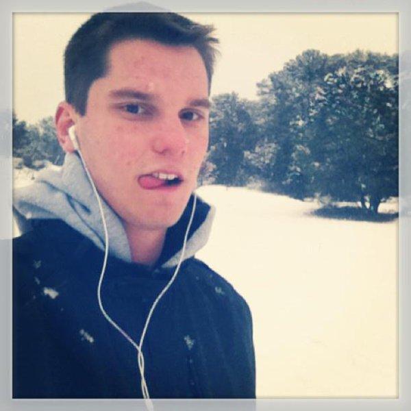 Dans le Var aussi il peut neiger aha !