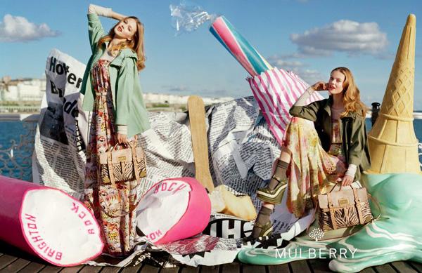 __MODE-l-La campagne printemps/été Mulberry 2012