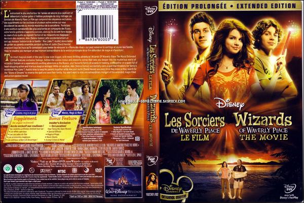LE DVD Les Sorciers de Waverly Place est sortie en France !