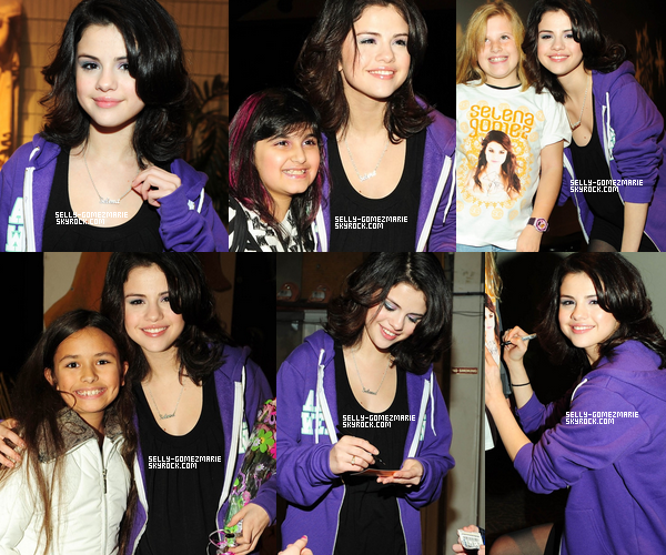 . Selena à donné un concert à San Francisco!.
