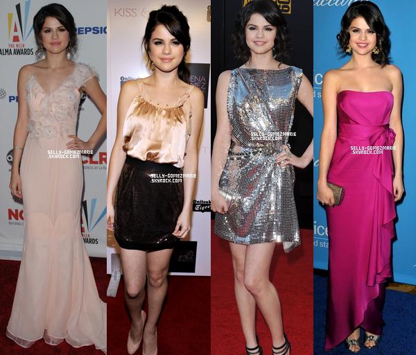 JEUX - Quelle est le plus beau TOP de Selena cette année (2009) ?