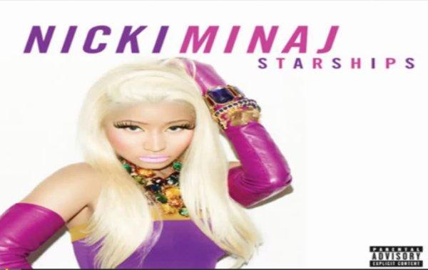 Nicki Minaj / Starchips (2012)