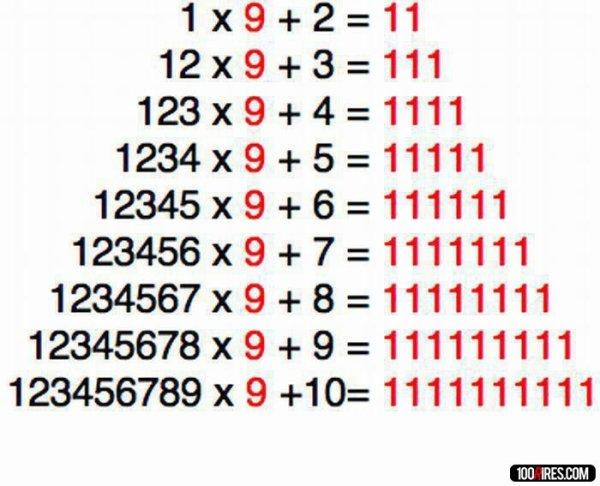 faite le calcul vous verrez moi j l ai fet  et c tp bizar