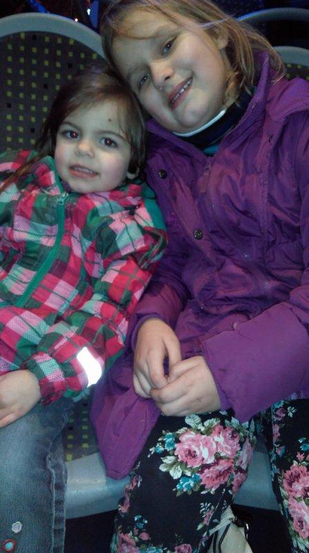 mes deux fille