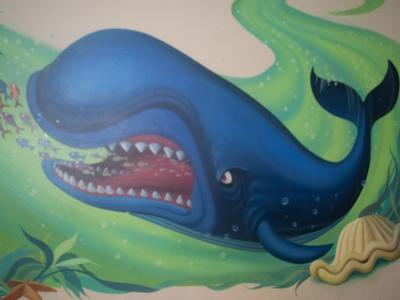 Monstro la baleine fan de disney - Baleine pinocchio ...