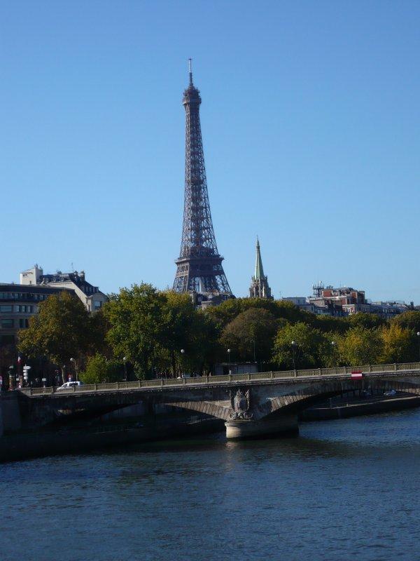 Un petit tour à Paris (2)