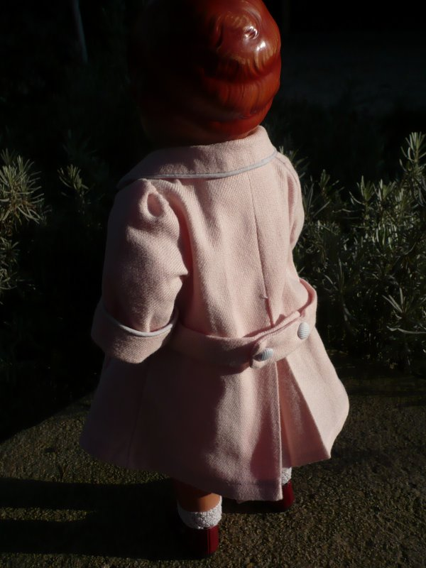 Erika en rose