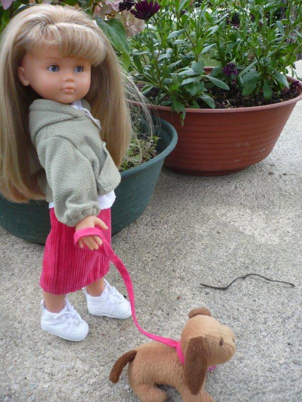 On a retrouvé le chien Caramel !