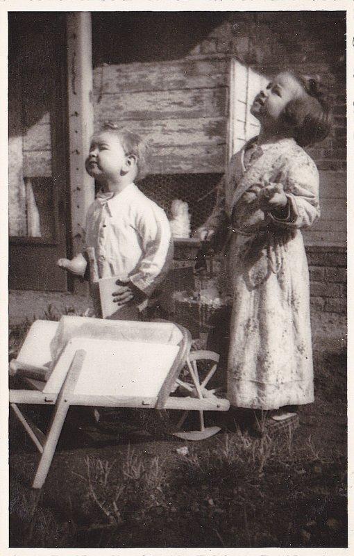 SOUVENIRS : PÂQUES 1949...