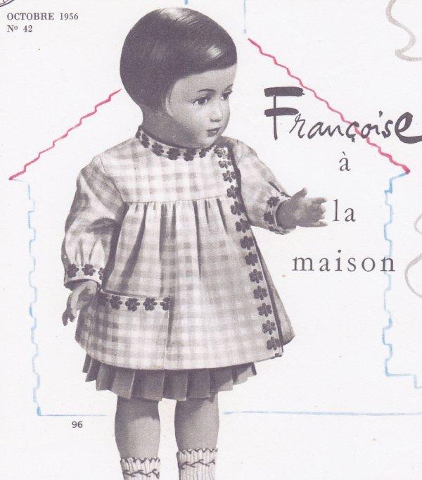 FRANÇOISE À LA MAISON...