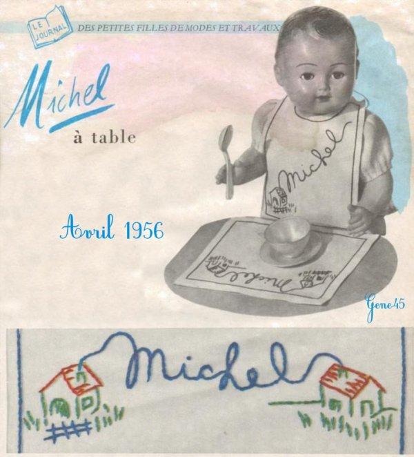 MICHEL À TABLE !