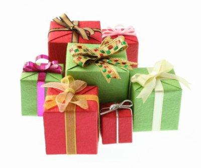 les cadeaux de noel