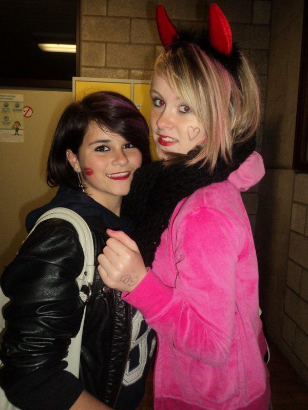 Anana & moi ♥
