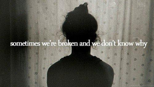 Chapitre 5: I'm broken, do you hear  me?
