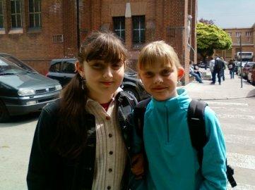 Moi et Natia