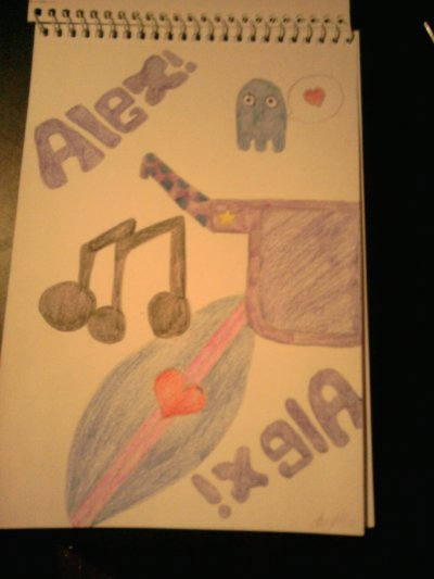 For my GORGEOUS girl Alex!<3