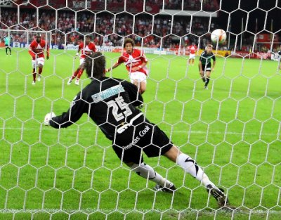 Standard - Cercle de Bruges: 2-0