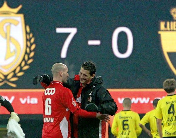 Standard de Liège 7-0 Lierse