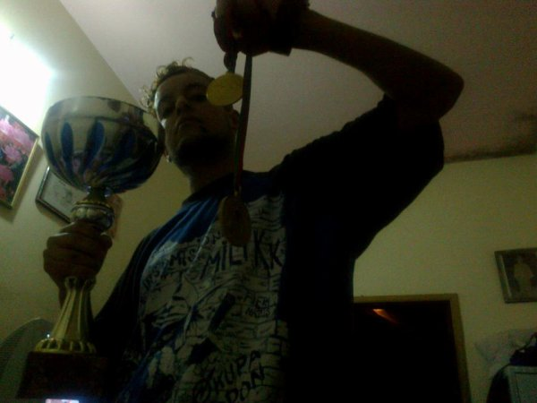 Le Super Champion du moment  hafid maykel  1500 m
