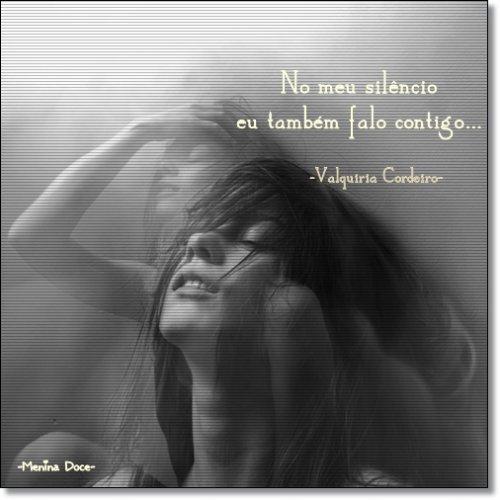 Silêncio...
