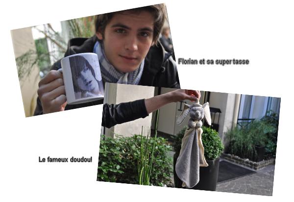 Florian + Le Doudou + Damien&Adrien