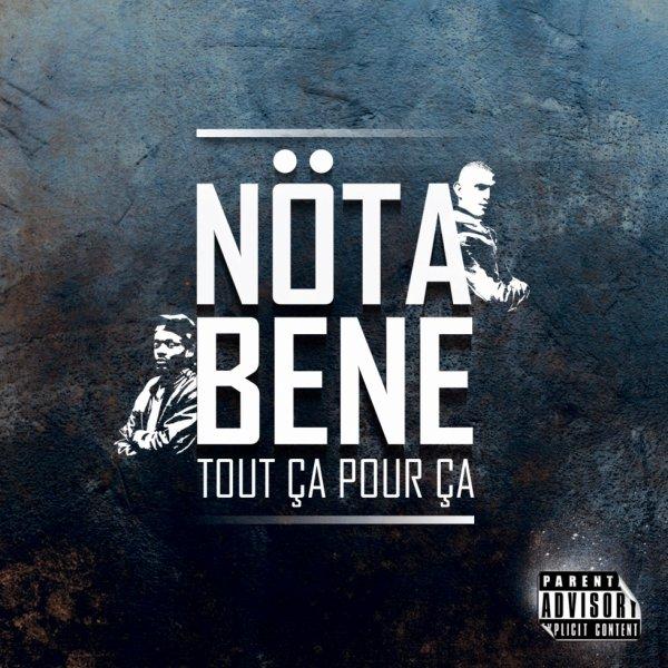 """Jaquette de la Mixtape """"Tout Ça Pour Ça """""""