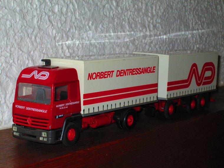 RENAULT R 350 NORBERT DENTRESSANGLE