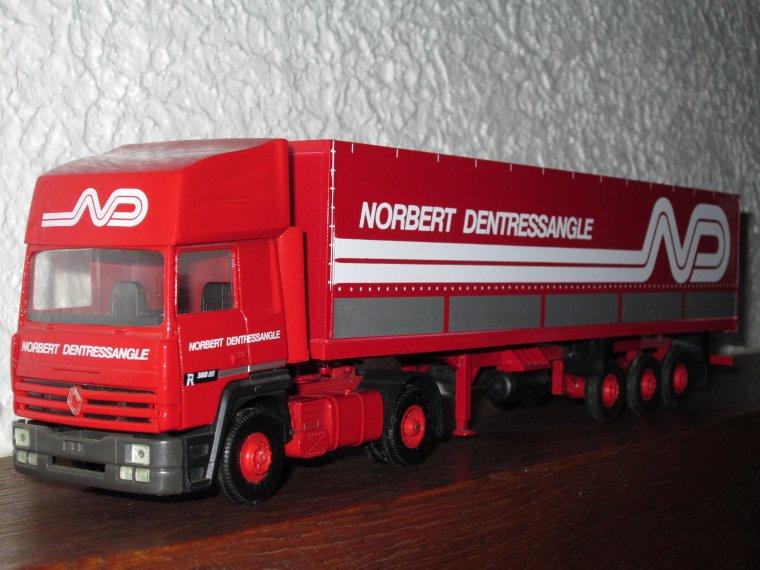RENAULT R 380 SAVOYARDE NORBERT DENTRESSANGLE
