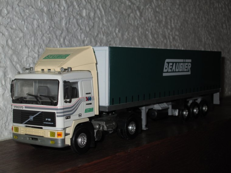 VOLVO F 12 360 P0WER TRANSPORTS BEAUGIER
