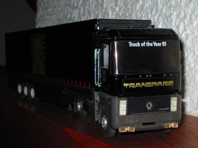 RENAULT MAGNUM AE 500 TRANSPORTS TRANSPARC
