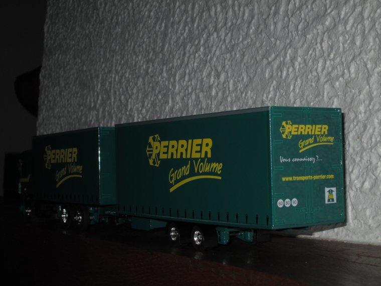 DAF XF 95 PERRIER GRAND VOLUME