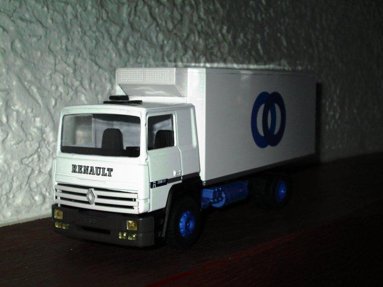 PORTEUR RENAULT R 350 FRIGO TFE