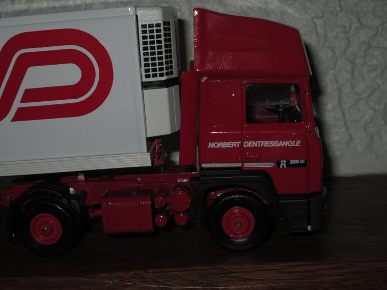 RENAULT R 380 SEMI FRIGO NORBERT DENTRESSANGLE