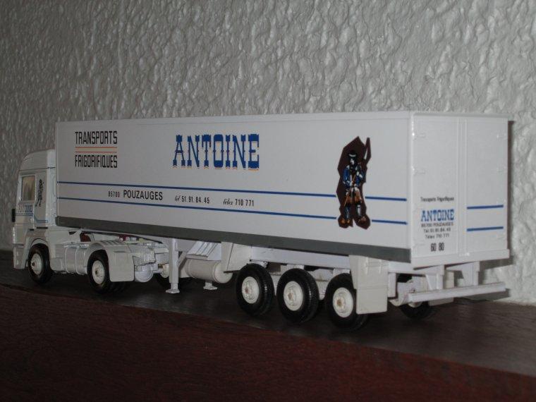 RENAULT R 370 SEMI FRIGO ANTOINE