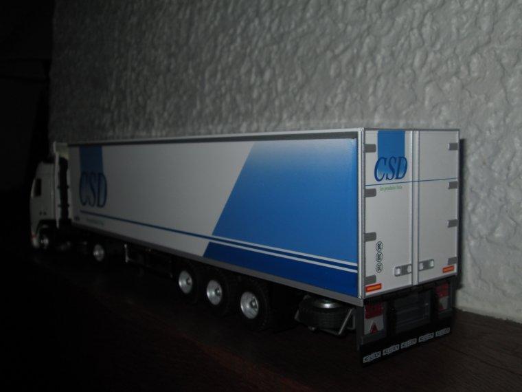 VOLVO FH 12 - 380  FRIGO CSD