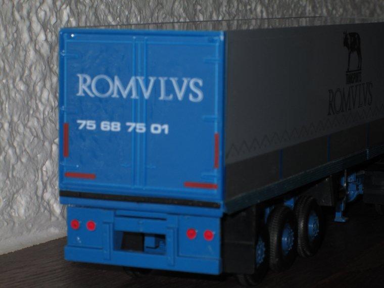RENAULR R 340 TRANSPORTS ROMUMUS