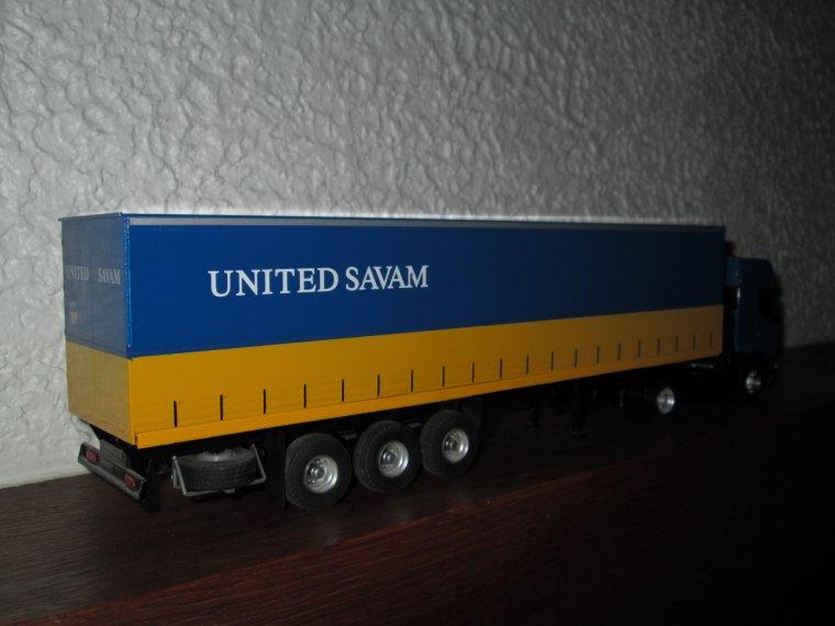 RENAULT PREMIUM UNITED SAVAM