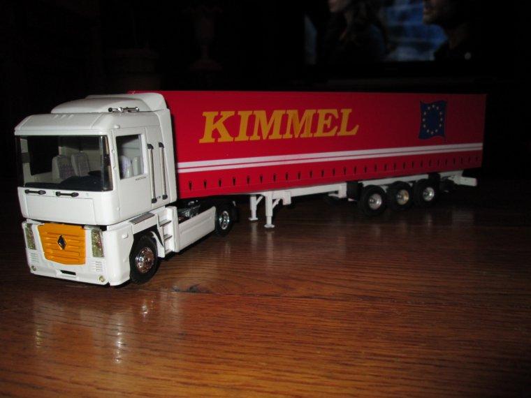 RENAULT MAGNUM TRANSPORTS KIMMEL
