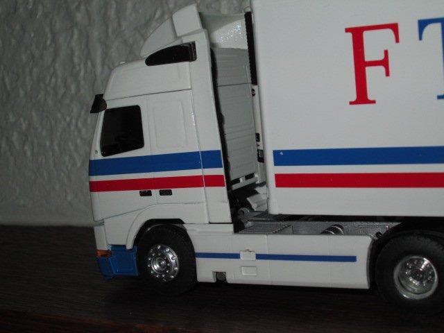 VOLVO FH 16. 530 semi FRUCHTETRANS