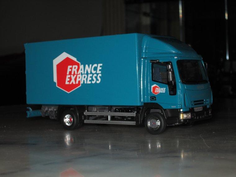 "IVECO EUROCARGO ""FRANCE EXPRESS"""