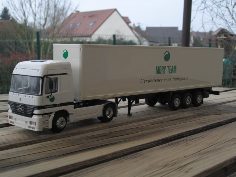 MERCEDES ACTROS MORY