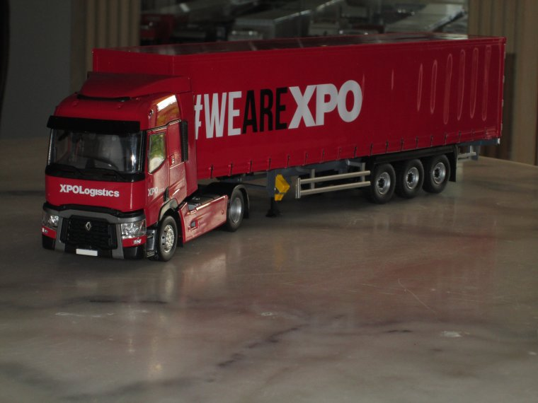 renault T 460 tautliner XPO logistics... ... ... A VENDRE... ... ... n° 56/150