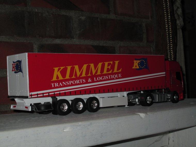IVECO EUROTECH KIMMEL