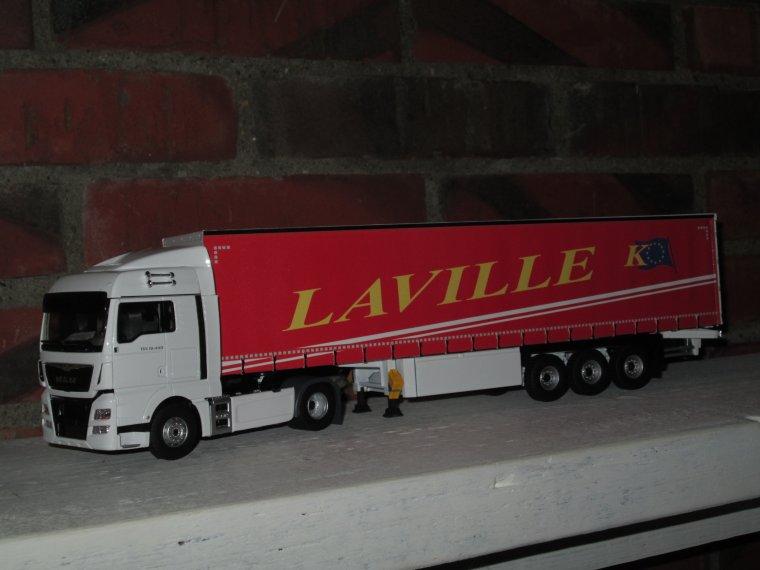 MAN TRANSPORTS LAVILLE groupe KIMMEL