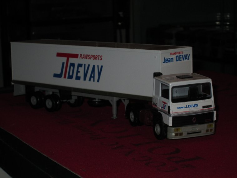 transports J D evay