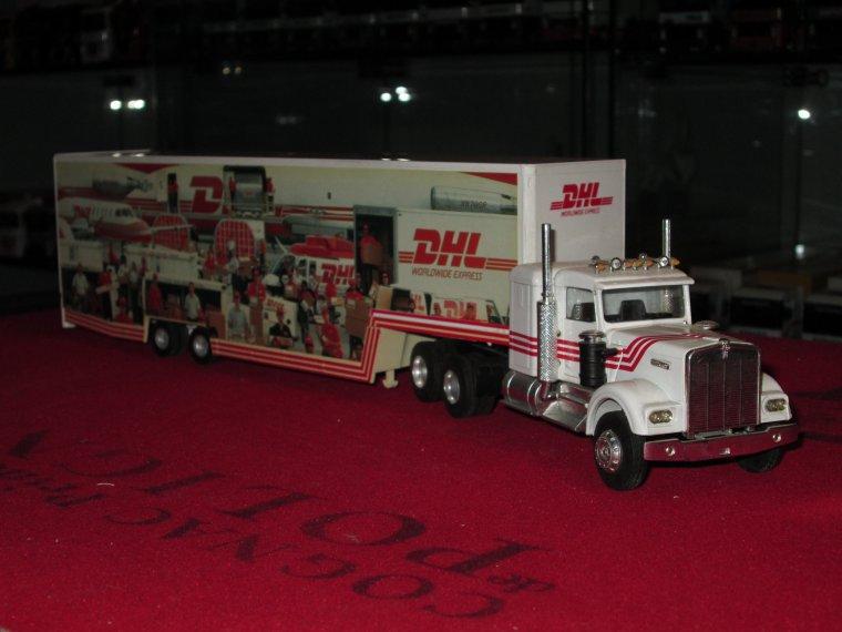 kenworth DHL