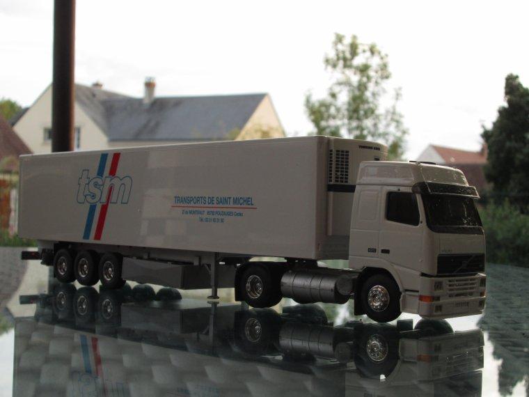 VOLVO FH 420 frigo TSM groupe ANTOINE