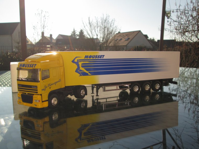 DAF TRANSPORTS MOUSSET