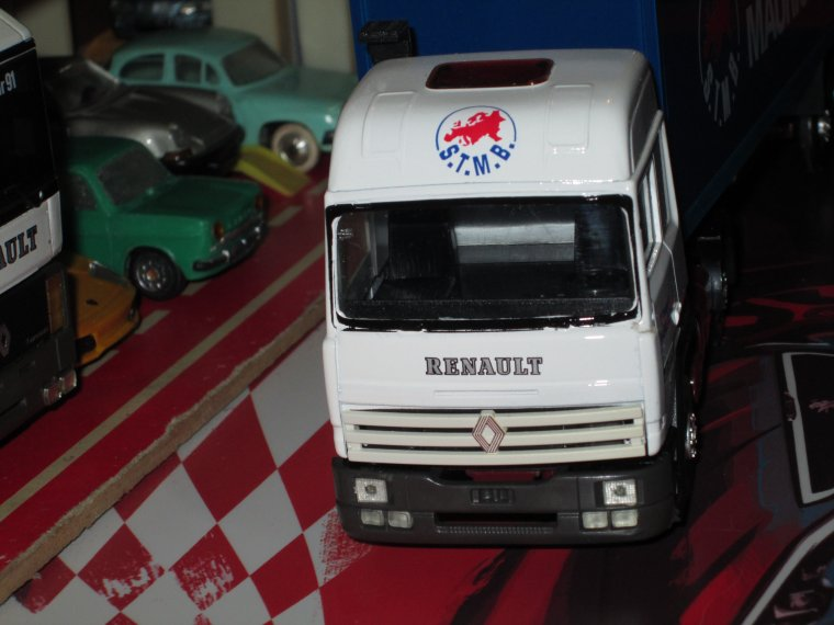 renault  transports maurice bouvier