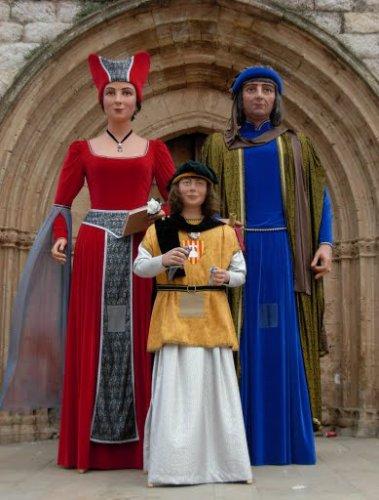 Gegants i Capsgrossos Dels Paisos Catalans